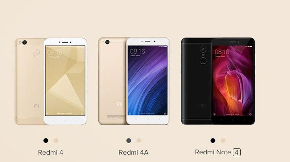 Xiaomi Redmi 4, Redmi 4A