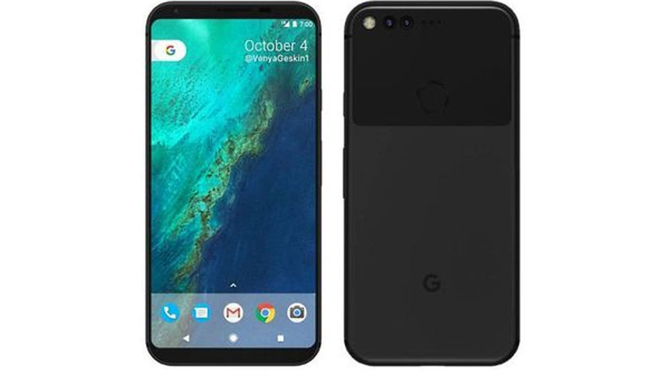 Google Pixel XL, XL 2