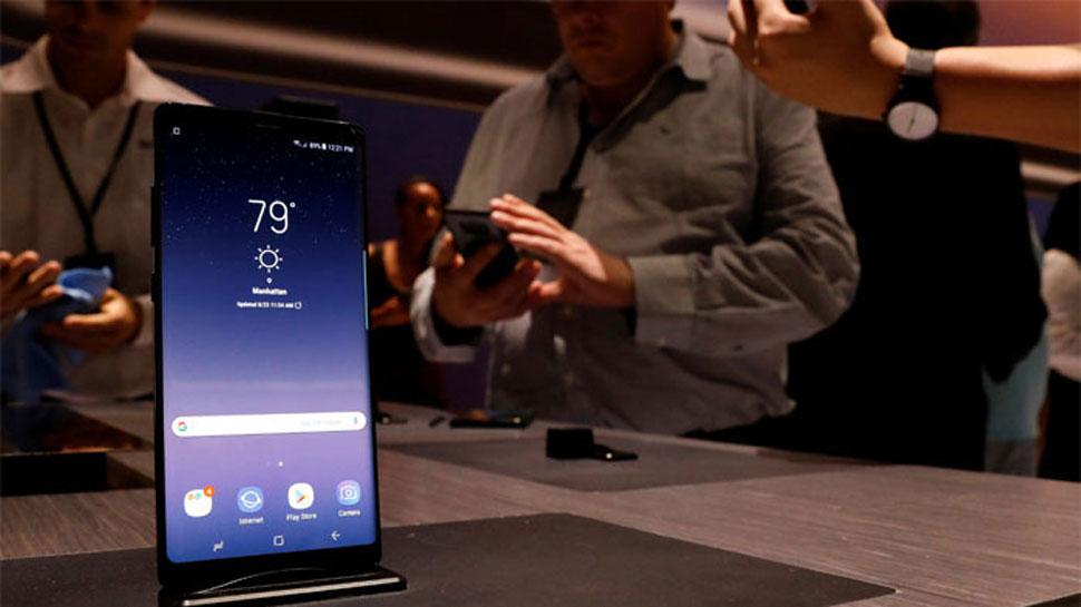Samsung Galaxy Note 8, 8 Plus