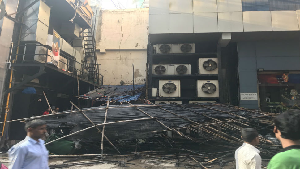 Fire in Mumbai`s Kamala Mills claims several lives