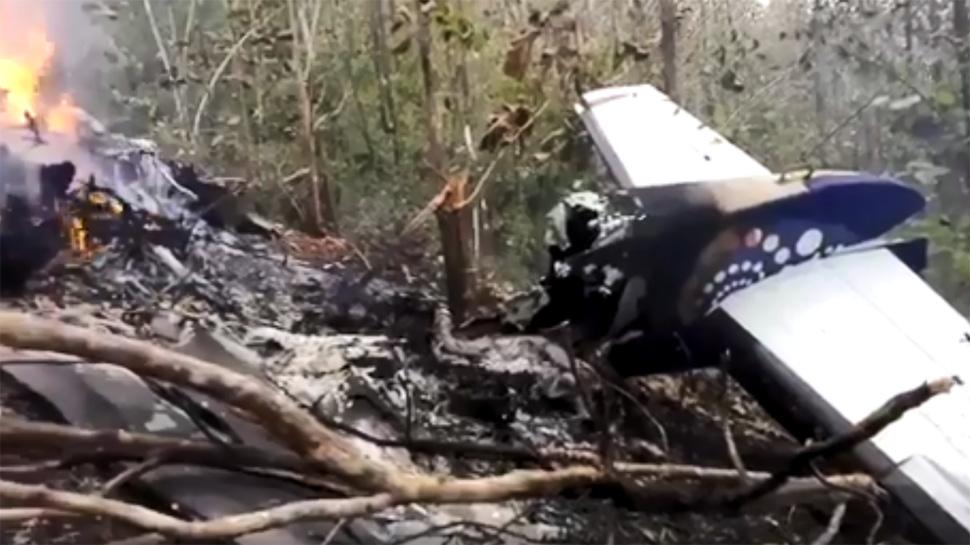 VIDEO: કોસ્ટા રિકામાં વિમાન દુર્ઘટનામાં 10 અમેરિકી નાગરિકો સહિત 12 લોકોના મોત