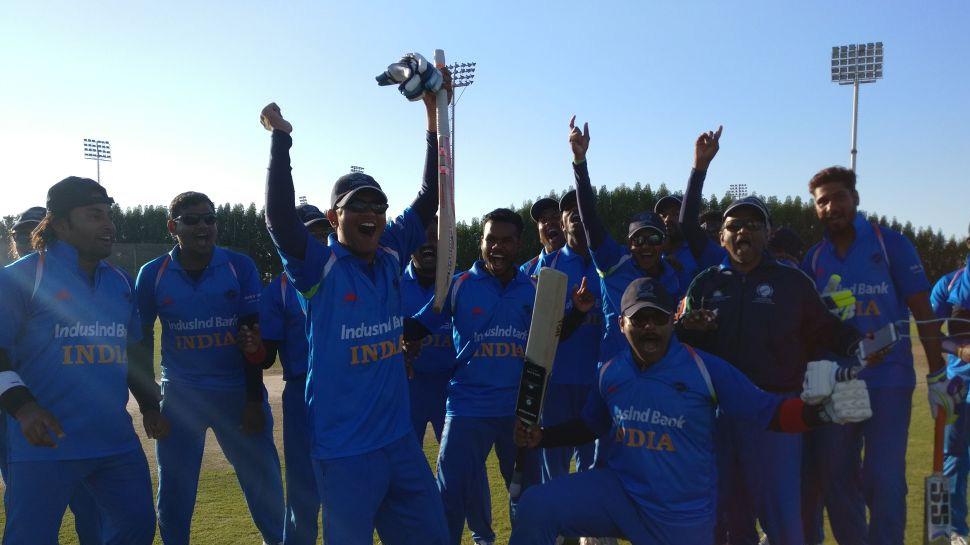 ક્રિકેટ વિશ્વકપ : ભારતે પાકિસ્તાનને ચટાડી ધૂળ, સાત વિકેટથી આપી શરમજનક હાર