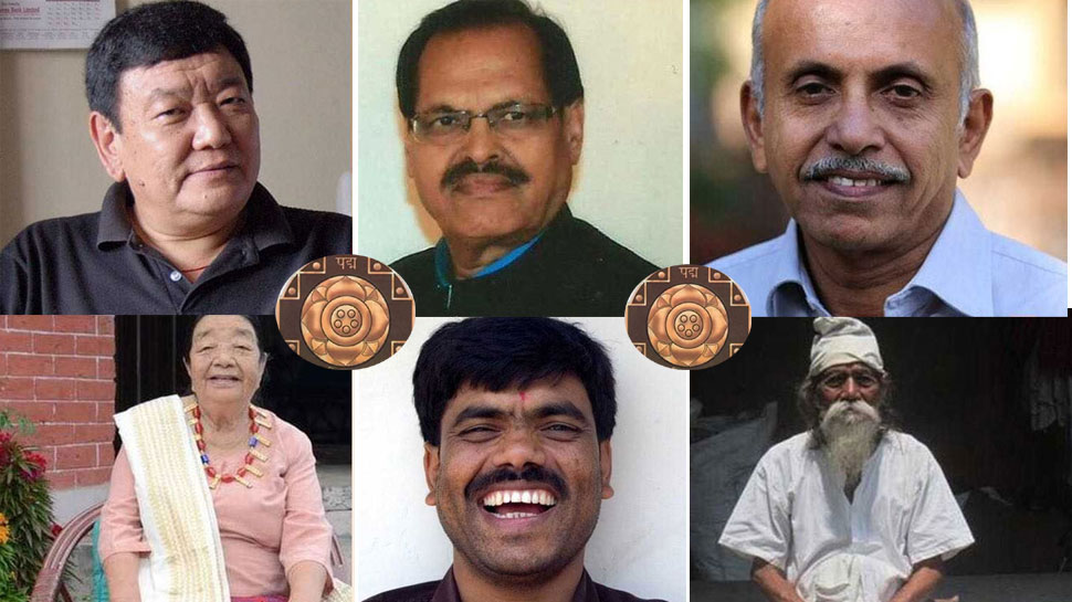 List and Brief Introduction of Padma awardees 2017
