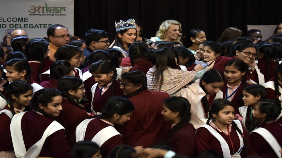 manushi chillar says we should not be ashamed of periods