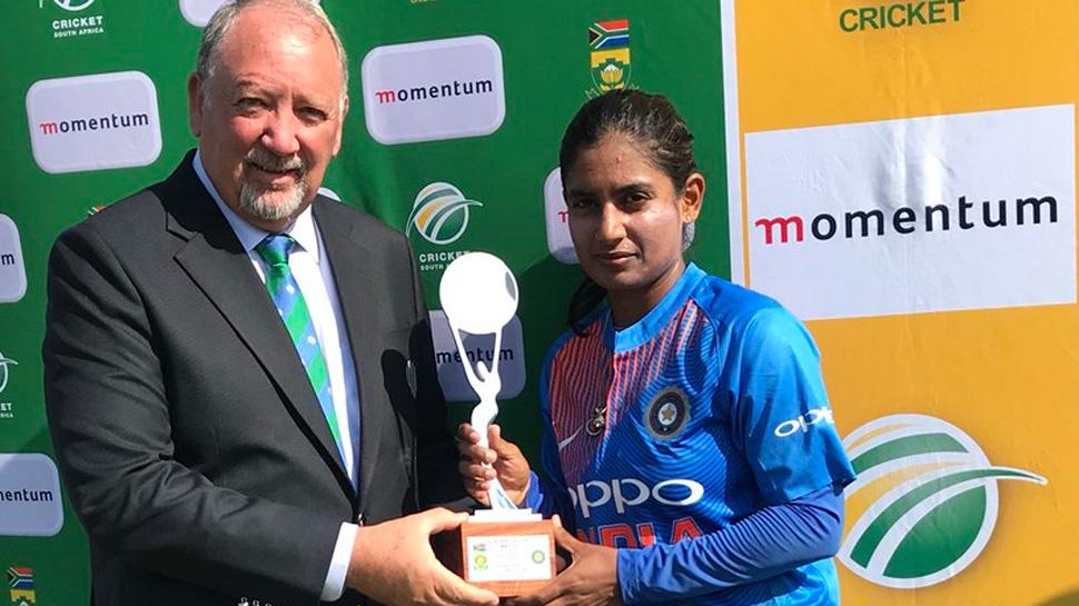 આફ્રિકામાં મિતાલીનું રાજ, મહિલા ટીમે પ્રથમ ટી20માં સાત વિકેટે મેળવી જીત