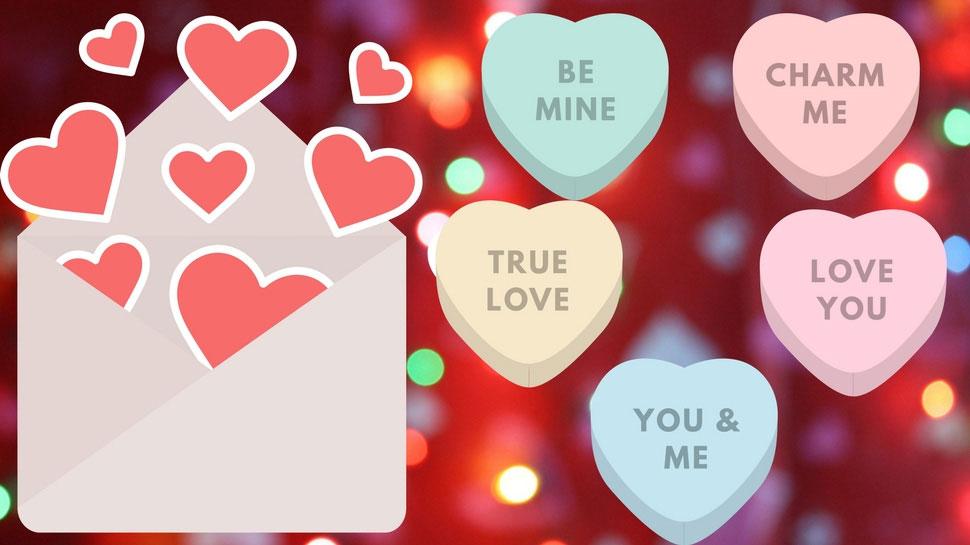 Valentine's Day: આ વોટ્સએપ અને Facebook મેસેજથી તમારા પ્રિય પાત્રને કરી દો એકદમ ખુશ