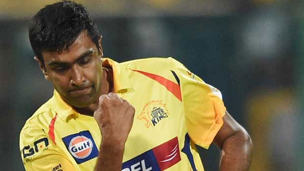 R Ashwin for KXIP