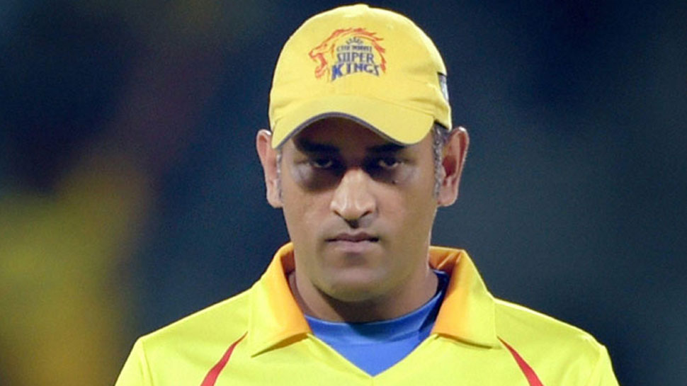 MS Dhoni for CSK