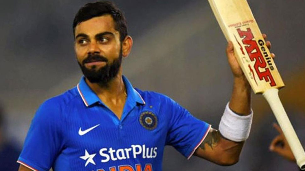 Virat kohli is no. 3