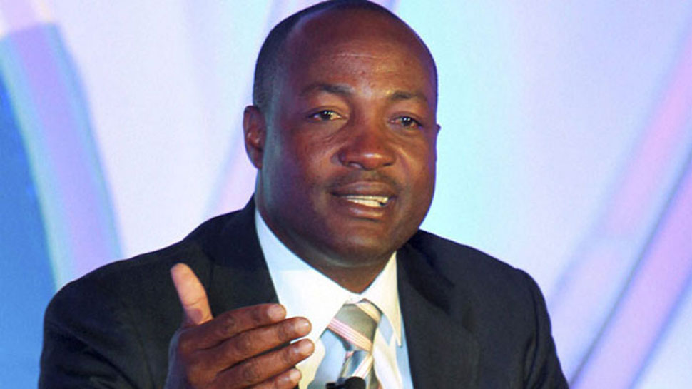 Brian Lara is no. 4