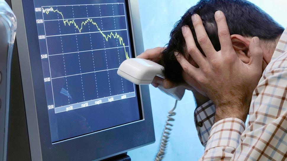 અંતિમ કલાકમાં બજાર ડાઉન, સેન્સેક્સમાં 61 અંકનો ઘટાડો, નિફ્ટી 10425ની નજીક બંધ