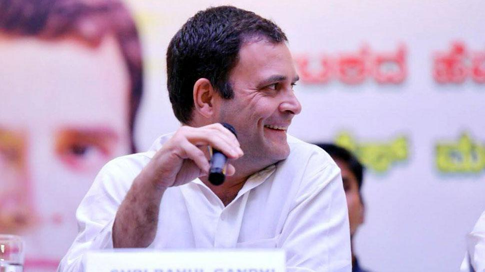 BJP પર હુમલો કરતા રાહુલ ગાંધીની થઈ ભૂલ, પાકિસ્તાન સાથે કરી ભારતની તુલના