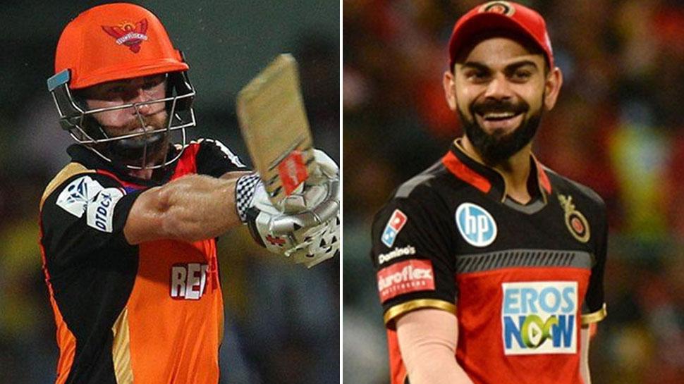 IPL 2018: હૈદરાબાદને હરાવીને પ્લેઓફની આશા જીવંત રાખવા ઉતરશે બેંગલુરૂ
