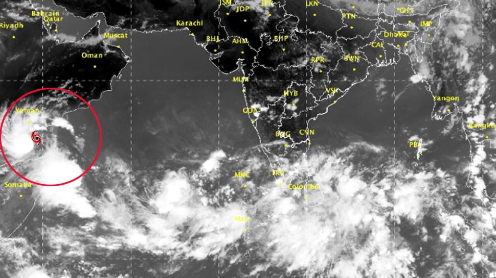 ગુજરાત પર વાવાઝોડાની ઘાત, પોરબંદર પર લગાવાયું સિગ્નલ નંબર 1