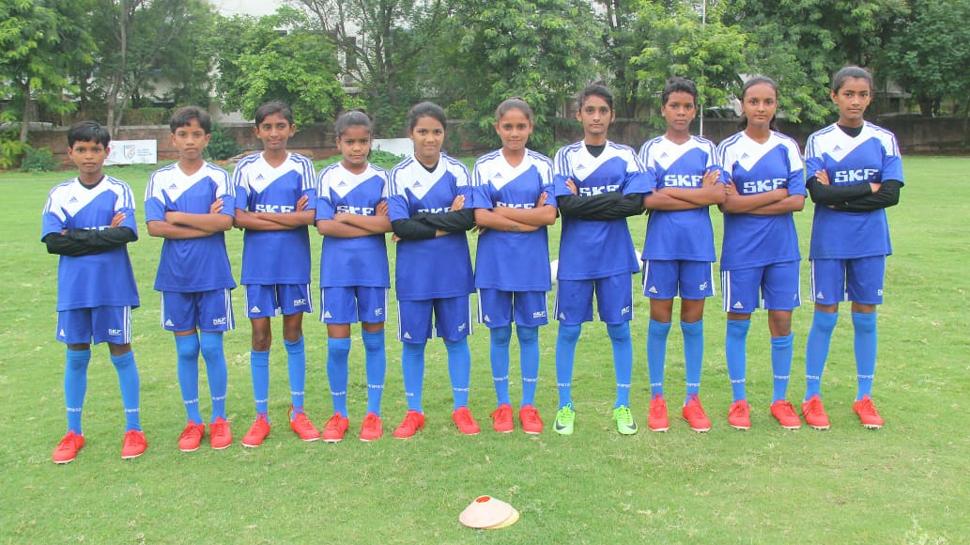 અમદાવાદના 7 ખેલાડીઓએ મેળવ્યું ટીમ ઇન્ડીયાની ફૂટબોલ ટીમમાં મેળવ્યું સ્થાન