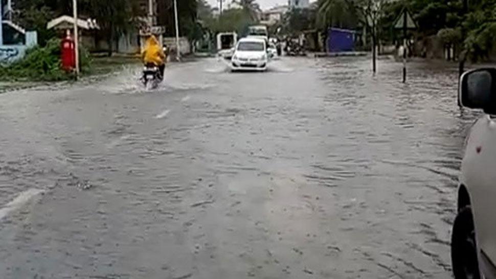 સૌરાષ્ટ્રમાં ભારે વરસાદથી તમામ નદીઓ ગાંડીતુર: દેવકીમાં 8 કલાકમાં 8 ઇંચ