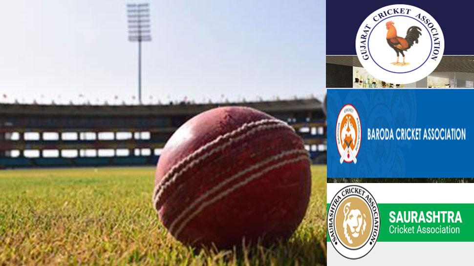 ગુજરાતના ત્રણ ક્રિકેટ એસોસિએશનને મળ્યો સંપૂર્ણ સભ્યનો દરજ્જો