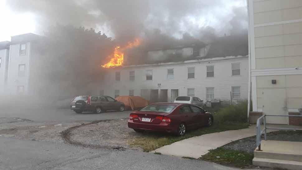 US: બોસ્ટનમાં ગેસ પાઇપ લાઈનમાં અનેક વિસ્ફોટ, સેંકડો લોકોને બચાવાયા