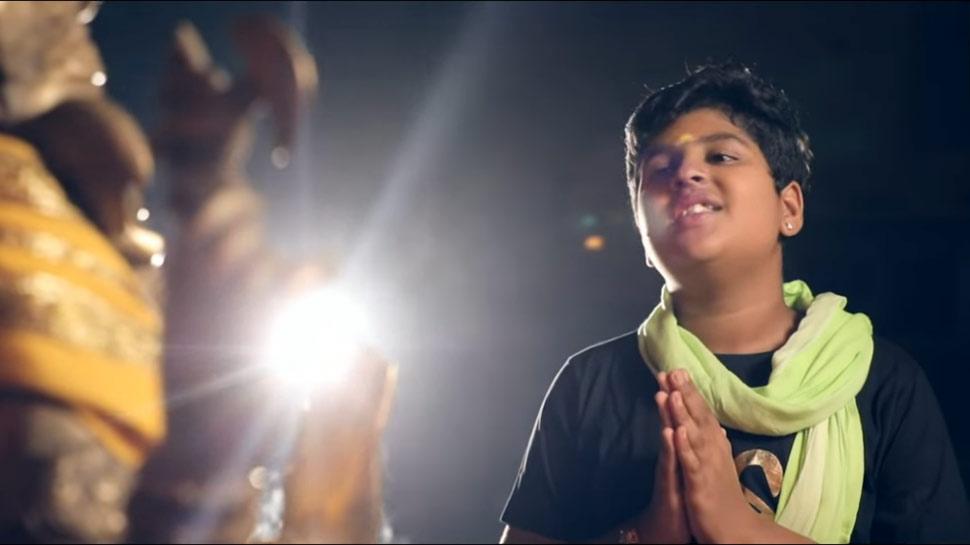 કીર્તિદાનના 13 વર્ષીય પુત્ર ક્રિષ્નની લોકસંગીતમાં એન્ટ્રી, યુ ટ્યુબ વીડિયોએ મચાવી ધૂમ
