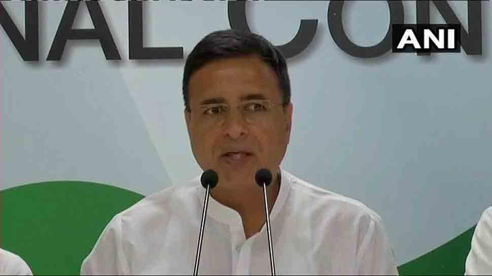 BJP માલ્યા ઉડે ફરર, નીરવ ઉડે ફરર, ચોક્સી ઉડે ફરરની રમત રમી રહ્યું છે: કોંગ્રેસ