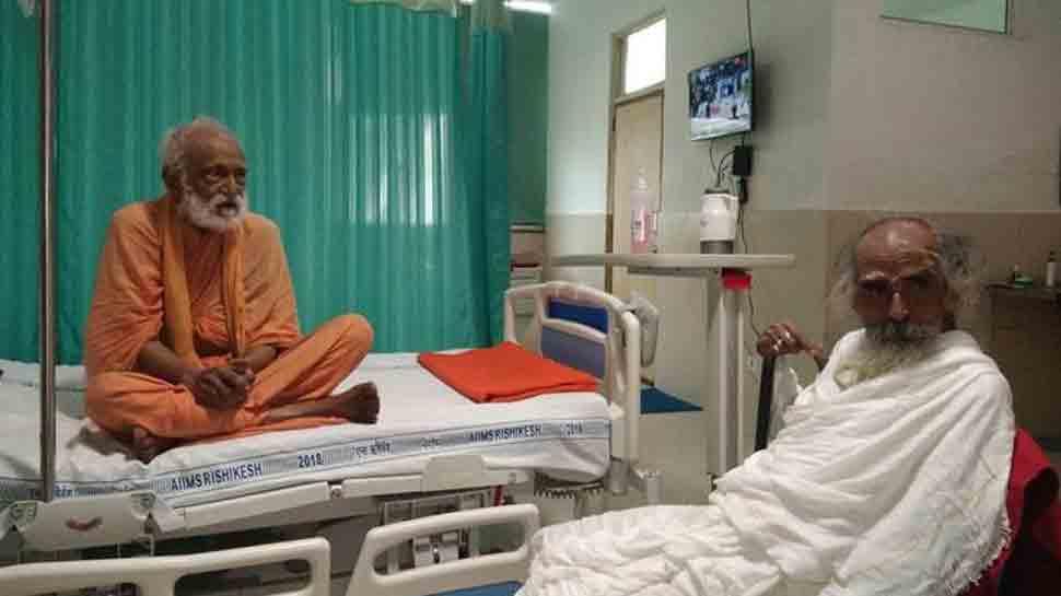 આધુનિક ભગીરથનું અવસાન: 111 દિવસના ઉપવાસ બાદ લીધા અંતિમ શ્વાસ