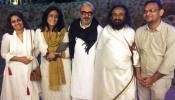 શ્રી શ્રી રવિશંકરે જોઈ 'પદ્માવત', આપી દીધું મોટું નિવેદન