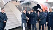 WEF સમિટ: દાવોસ પહોંચ્યા પીએમ મોદી, વિશ્વ સમુદાય સાથે ભારતના સંબંધ રાખશે નજર