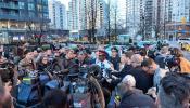 ટોરન્ટો: વેનચાલકે રાહગીરોને કચડી નાખ્યાં, 10ના મોત અને 15 ઘાયલ