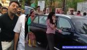 રવિંદ્ર જાડેજાની પત્ની રિવાબાને 3 તમાચા ચોડનાર પોલીસકર્મી સસ્પેંડ