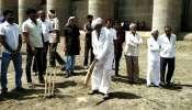 પાણી માટે પોકારઃ મોરબીમાં ખેડૂતોએ ક્રિકેટ રમીને અનોખો વિરોધ નોંધાવ્યો