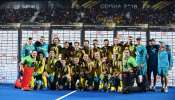 Hockey World Cup: ઓસ્ટ્રેલિયાએ ઈંગ્લેન્ડને 8-1થી હરાવી જીત્યો બ્રોન્ઝ મેડલ