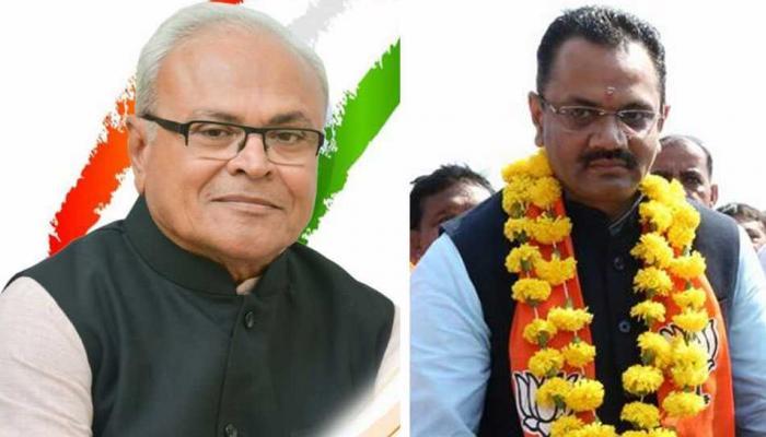 ગુજરાત ચૂંટણી : ભાવનગર પશ્ચિમ ; દીલિપસિંહ ગોહિલ vs જીતુ વાઘાણી