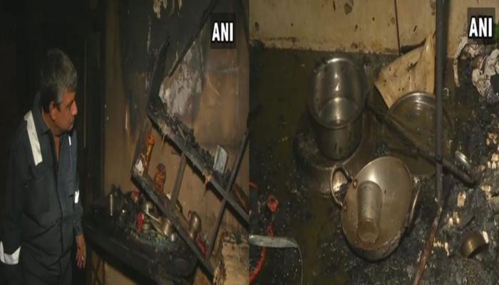 અમદાવાદ : કરિયાણાની દુકાનમાં લાગી ભયંકર આગ, ગુંગળામણને કારણે એક પરિવારના 4ના કમોત
