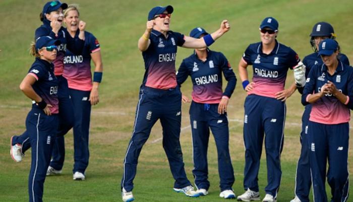 ઈંગ્લેન્ડની મહિલા ટીમે પ્રેક્ટિસ મેચમાં ભારત એને 45 રને હરાવ્યું