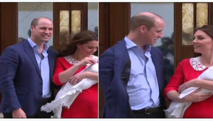 બ્રિટનના શાહી પરિવારમાં આવ્યો નાનકડો રાજકુમાર, કેટે આપ્યો દીકરાને જન્મ