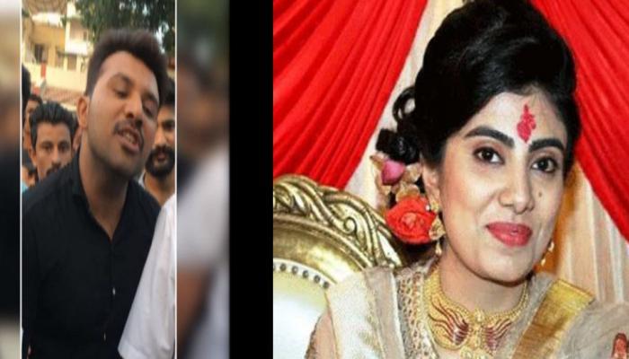 જામનગરમાં ક્રિકેટર રવિન્દ્ર જાડેજાના પત્ની રિવાબા પર બાઇકચાલકે કર્યો હુમલો
