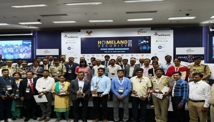 ગુજરાત પોલીસની મોબાઇલ પોકેટ કોપ એપ્લિકેશનને મળ્યો ફિક્કી સ્પેશિયલ જ્યુરી એવોર્ડ