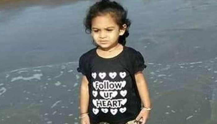 સુરત: માલવાહક ટેમ્પોએ પિતા પુત્રીને ફંગોળ્યા, 4 વર્ષની માસુમ બાળકીનું મોત