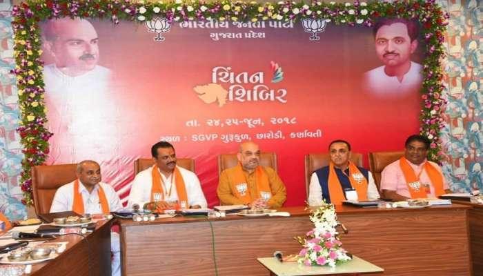 ગુજરાતની લોકસભાની 26 સીટો જીતવા માટે ભાજપનો ત્રિસ્તરીય એક્શન પ્લાન તૈયાર