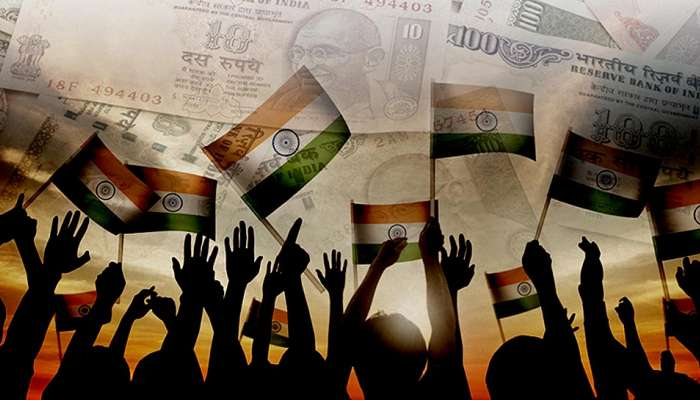 મોદી સરકાર માટે ખુશખબર, વિશ્વની છઠ્ઠી સૌથી મોટી અર્થવ્યવસ્થા બન્યું ભારત