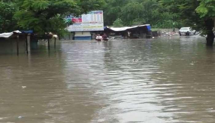 દક્ષિણ ગુજરાતમાં મેઘરાજાની જમાવટ, સુરત, નવસારી, બારડોલીમાં ભારે વરસાદ