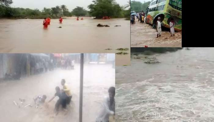 વરસાદને કારણે સમગ્ર રાજ્યમાં 26 લોકોના મોત, આગામી 24 કલાકમાં ભારે વરસાદની આગાહી