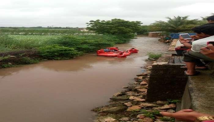 વરસાદની સ્થિતિને પહોંચી વળવા રાજ્યમાં 20 NDRFની ટીમ તહેનાત