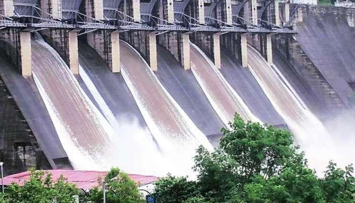 નર્મદા નદીમાં પાણીની આવક વધી, ગુજરાત માટે ખુશીના સમાચાર, જળસપાટી 111.98 મીટરે પહોંચી