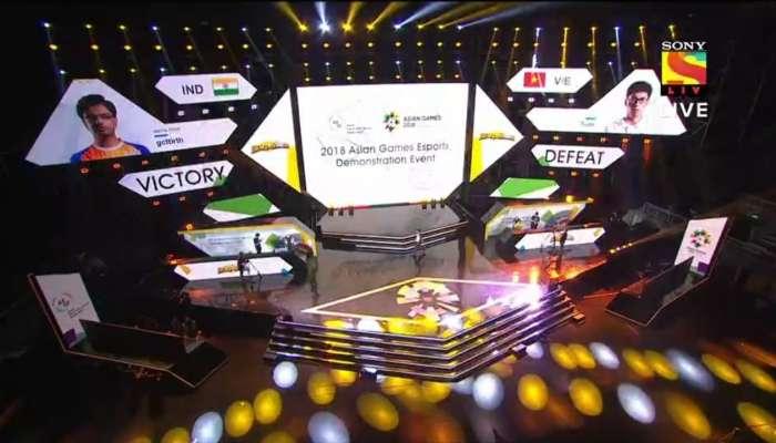Asian Games 2018:  ઈ-સ્પોર્ટ્સમાં ગુજરાતના કચ્છી યુવાન તીર્થ મહેતાએ જીત્યો બ્રોન્ઝ મેડલ