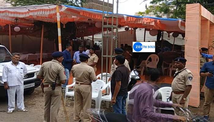 ભાવનગર: હત્યાનો આરોપી જામીન પર છૂટતા વેલકમના પોસ્ટર લાગ્યા