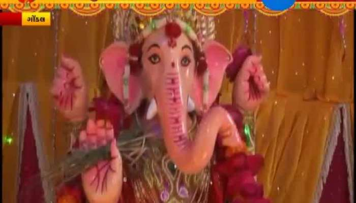 Gondal This youth's Ganesh pandal highlights patriotism