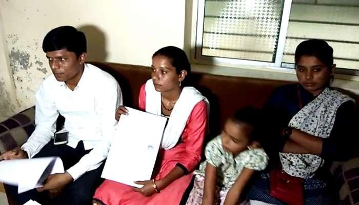 કેબિનેટ મંત્રી દિલીપ ઠાકોર પર તેમની પુત્રવધુ જૂમાબહેને ત્રાસ ગુજારવાનો લગાવ્યો આક્ષેપ