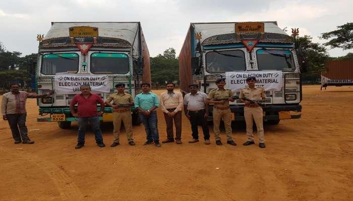 લોકસભા ચૂંટણીની તૈયારી શરૂ, બેંગ્લુરૂથી નવા EVM આવવાની શરૂઆત,  51,703 મતદાન મથકો પર થશે મતદાન