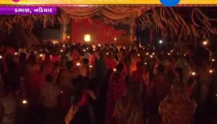 Navratri 2018 : watch 1001 lamps Divya Aarti